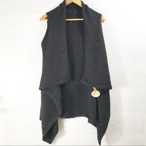NWT Boutique Janice women's cardigan one size